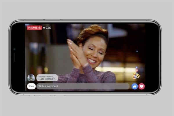 Les avantages des vidéos Facebook Premiere