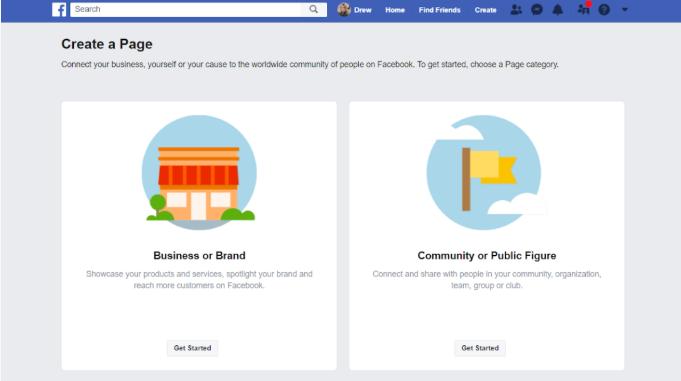 Comment créer une page Facebook pour votre boutique
