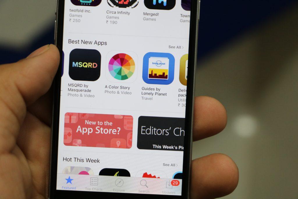 Les 3 principales erreurs des applications mobiles et comment les corriger